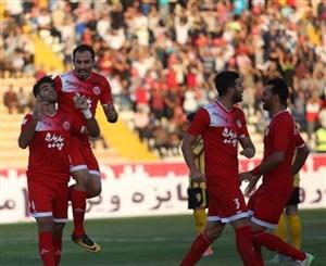 پدیده 3 - نفت تهران 1؛ کسب پیروزی پس از پنج هفته