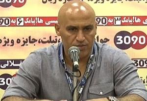 کنفرانس خبری منصوریان پس از بازی با استقلال خوزستان