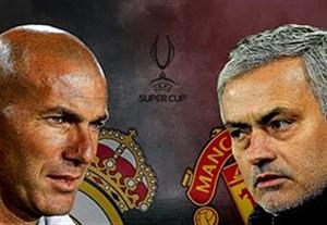 پیش نمایش بازی رئال مادرید - منچستریونایتد