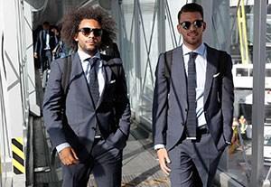 اعزام تیم رئال مادرید به مقدونیه برای دیدار سوپرجام