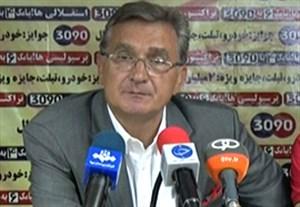 کنفرانس خبری برانکو بعد از بازی با نفت تهران