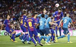 ترکیب اصلی رئال مادرید – بارسلونا
