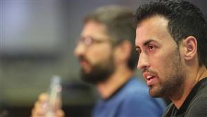 واکنش بی سابقه بوسکتس علیه مدیریت بارسلونا