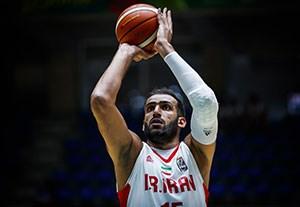 سه حرکت برتر از بازی دیروز تیم ملی بسکتبال ایران برابر فیلیپین