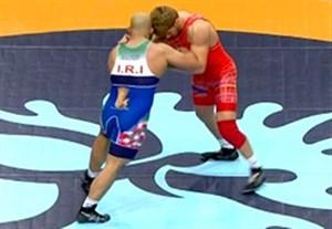 شکست صالحی زاده مقابل قهرمان المپیک