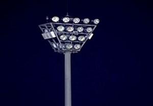 توقف بازی سایپا - تراکتورسازی بدلیل کاهش نور ورزشگاه