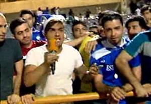 عصبانیت شدید هواداران استقلال بعد از بازی با پدیده