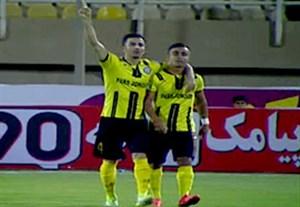 خلاصه بازی استقلال خوزستان 0-1 پارس جنوبی جم