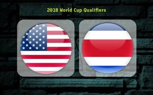 خلاصه بازی امریکا 0 - 2 کاستاریکا  مرحله مقدماتی جام جهانی 2018