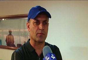 کنفرانس خبری پیش از بازی ذوب آهن - استقلال خوزستان