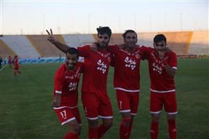 مردان مشهد با بهترین خط حمله لیگ