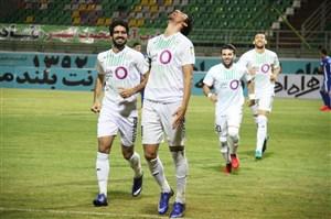ذوب آهن 6 - اس.خوزستان 0: امیر با توپ پر به استقلال رسید