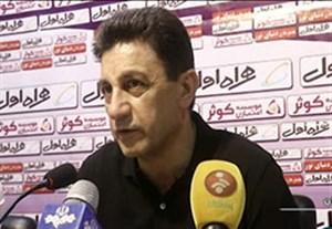 کنفرانس خبری پس از بازی ذوب آهن - استقلال خوزستان