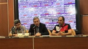 کنفرانس خبری برانکو بعد از بازی پیکان