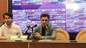 قلعهنویی: دوست دارم دو تیم به لیگ برتر صعود کنند