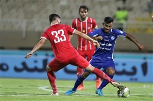 اس.خوزستان 0- سپیدرود 0؛ آبی خوزستان، آبی تهران را قعرنشین کرد