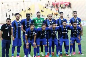 ترکیب استقلال خوزستان مقابل ملوان