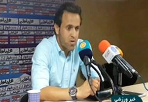 مصاحبه مربیان بعد از بازی نفت تهران - سپاهان