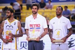 کاظمی در جمع 5 بازیکن برتر آسیا قرار گرفت