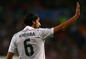 عملکرد سامی خدیرا در رئال مادرید