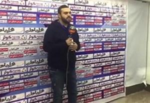 اعتراض خبرنگاران به عدم مصاحبه بازیکنان و کادر فنی ایران