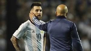 ویکری: در تیم ملی آرژانتین بازیکنان همه کاره هستند!