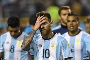 گلهای تیم ملی آرژانتین در مسیر جام جهانی 2018
