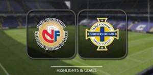 خلاصه بازی نروژ 1 - ایرلند شمالی 0