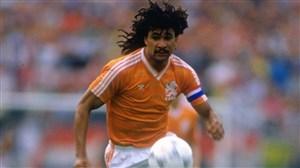 نگاهی به زندگی رود گولیت اسطوره فوتبال هلند