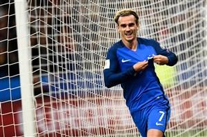 فرانسه 2-1 بلاروس؛ آواز خروس در روسیه