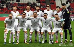 دو حریف تدارکاتی تیم ملی مشخص شدند