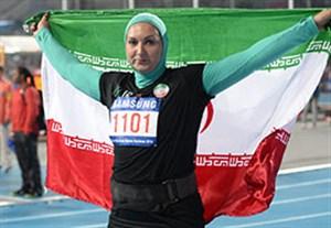 لیلای ایران بعد از المپیک ریو