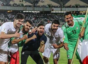 تمجید AFC از صعود ایران به جام جهانی 2018
