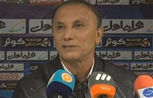 مصاحبه مربیان پس از بازی نفت - استقلال خوزستان
