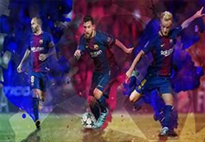زیباترین گلهای بارسلونا در هفته سوم لیگ قهرمانان اروپا