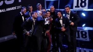 حواشی انتخاب های مراسم برترین های سال فیفا 2018