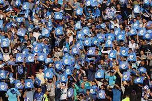 بلیتهای هزار تومانی برای تماشای استقلال – نفت