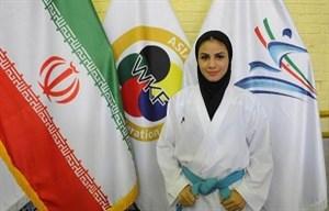 سارا بهمنیار، ستاره این روزهای کاراته ایران