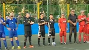 حواشی بازی پیشکسوتان استقلال و پرسپولیس در جام یونس شکوری