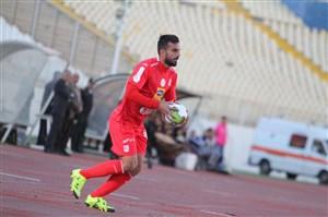 عشوری: آماده بازگشت به فوتبال هستم