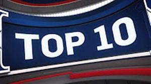 10حرکت برتر NBA در شب گذشته (26-07-97)