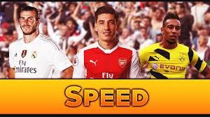 سریعترین بازیکنان فوتبال را بشناسید