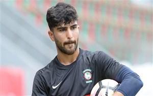 امیر عابدزاده: مسخره کنید اما هدفم رئال مادرید است