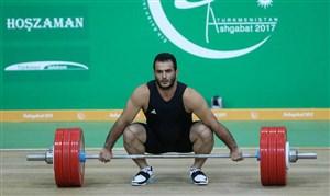 فدراسیون جهانی وزنهبرداری:  مرادی در مسیر باقری