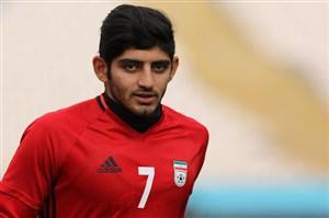 ترابی بهترین بازیکن ماه های فروردین و اردیبهشت لیگ برتر 96-97