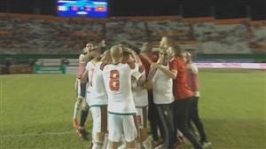پایان انتظار 20 ساله مراکشی ها و صعود به جام جهانی