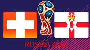 خلاصه بازی سوئیس 0 - ایرلند شمالی 0