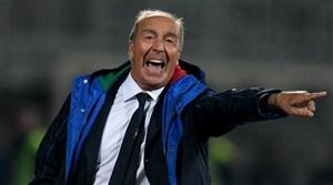 اشتباه کردم سرمربی تیم ملی ایتالیا شدم