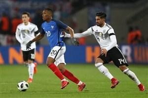 آلمان 2 - 2 فرانسه؛ ژرمن ها تسلیم نمی شوند
