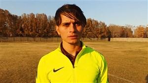 صحبت های اکبر ایمانی قبل از بازی با پرسپولیس
